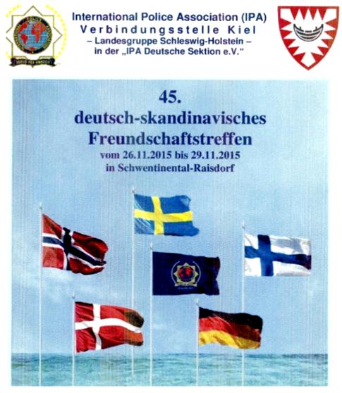 Kutsu: Saksan ja Pohjoismaiden välisen ystävyystapahtuman