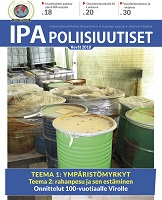 IPA Poliisiuutiset 1-2018