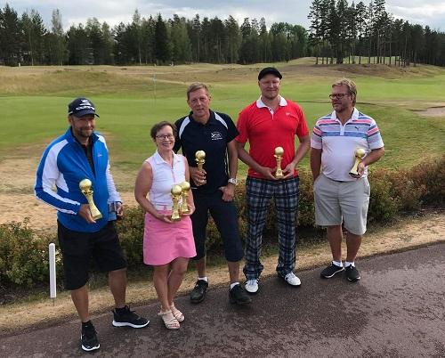 IPA – Golf mestaruudet 2019 ratkottiin jo 6. kerran