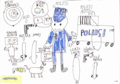 IPA SO järjesti lasten piirustuskilpailun